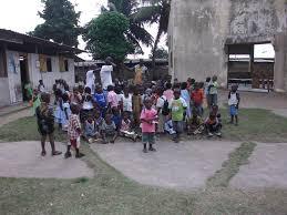 La comunità di Padre Alberto in Costa d'Avorio