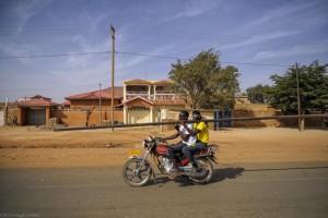 3. Moto in Niger