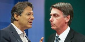 3. Haddad e Bolsonaro protagonisti del ballottaggio