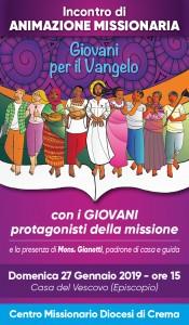 4b. Gruppi Missionari gennaio